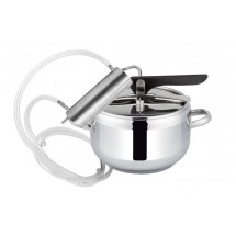 Alcohol Distiller - Distiller and pressure cooker 7L